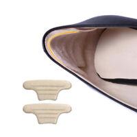 Almohadillas protectoras antideslizantes para talón gel de silicona para ta QA