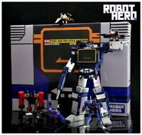 New Transformers Toys Robot hero  K01 SOUND WAVE KO G1 Action Figure with tape