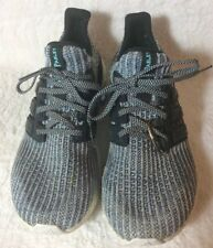 43e6839992f Adidas Ultra Boost Black And White 8m Parley Sneakers 606004