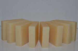 NATURAL Shea Butter SOAP The best in the world! Eight 1/2 Bars 7oz