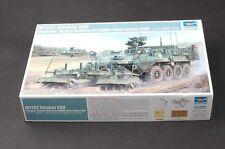 Trumpeter 01574 1/35 M1132 Stryker Engineer Squad Vehicle w/LWMR-Mine Roller/SOB