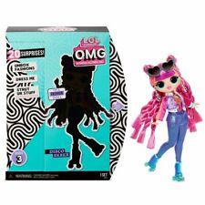 Roller Chick | L.O.L. Surprise | O.M.G. | Serie 3 | LOL Fashion Puppe Lila