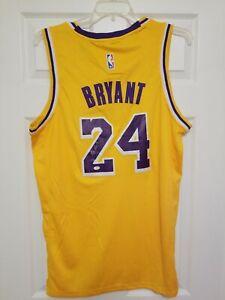Kobe Bryant Autographed Jersey COA