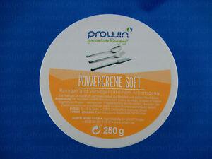 proWIN Powercreme Soft 250g....Sonderpreis nur:  18,99 € inkl.Versand
