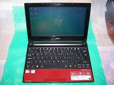 "Acer Aspire One D255 in great condition, 1.66GHz / 2GB / 250GB / 10.1"" / Win 7"