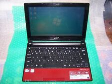 "Acer Aspire One D255 in good condition, 1.66GHz / 2GB / 160GB / 10.1"" / Win 7"