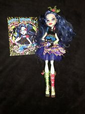 Monster High *Sweet Screams Ghoulia Yelps* USED With Diary Book