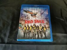 Red Tails (Blu-ray, 2012) Cuba Gooding Jr. Terrance Howard Free US Shipping!