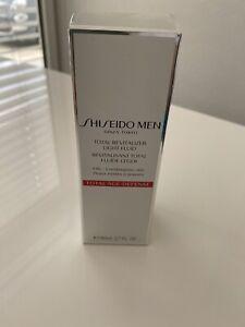 Shiseido Men Total Revitalizer Light Fluid Neu