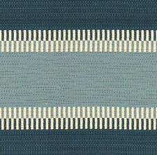 Lee Jofa Upholstery Fabric- Dorinda Stripe/Blue 28.50 yd (2012128.505) $6640 VAL
