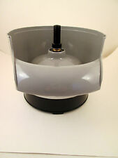 Bullet Express Trio Food Processor Replacement Part Slicer Shredder Bowl  NEW