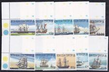 Ocean Indian 1999 Serie corrente grandi velieri 215-24 MHN
