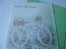 For You, Granddad........Birthday Greetings Card.