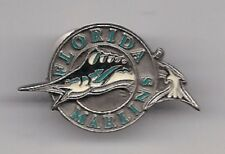 Siskiyou Florida Marlins Pewter Pin