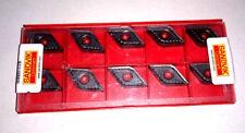 10 NEW SANDVIK INSERTS DNMG150604 QM1105  TURNING DNMG 15 06 04 QM 1105 150604