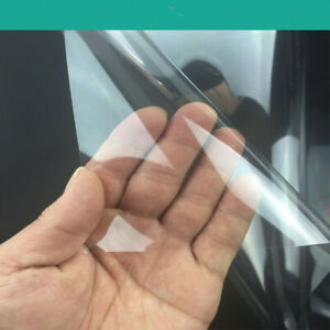 Safety Security Window Film Clear Glass Sticker For Home Car Sticker 20''x118''
