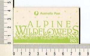 41161) AUSTRALIA 1986 MNH** QEII Alpin Flowers Scott#996a