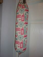 London Theme Carrier Bag Holder/Dispencer  Homecrafted Shabby Chic  x