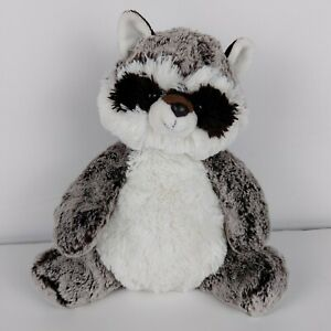 """Aurora Brown Racoon Plush Very Soft And Clean Stuffed Animal 11"""""""