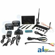 """ON SALE CabCAM Wireless Video System (Includes 7"""" Monitor and 2 Cameras) WL56M2C"""