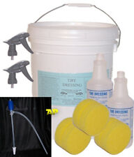 5 gallon of Tire Shine w/accessories for auto detailing R120