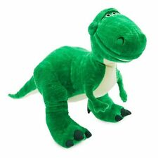 Disney Store Toy Story Rex Plush Soft Stuffed Jumbo Large Toy Doll 45cm