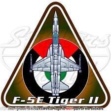 Northrop F-5E Tiger II GIORDANIA Reale Aeronautica Militare RJAF Adesivo Sticker