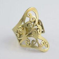 Modeschmuck ringe  Modeschmuck-Ringe ohne Stein für Damen (18,1 mm Ø) 57 | eBay