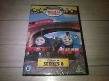 Thomas & Friends Classic Collection Complete Series 8 Genuine R2 DVD New Sealed