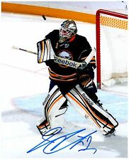 Buffalo Sabres JHONAS ENROTH Signed Autographed 8x10 Pic C