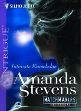 Intimate Knowledge (Silhouette Intrigue)-Amanda Stevens