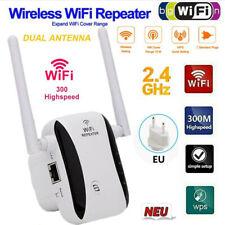 WiFi Signal Range Extender Booster Wireless Repeater Network Internet Amplifier