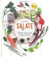 Alcantara: Salate - knackig, frisch und einfach lecker Handbuch/Salat-Rezepte