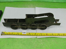 vintage locomotive chassis & wheels O gauge collectable model railway 1391