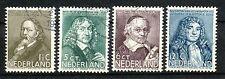 Nederland NVPH 296 - 299 gebruikt (1)