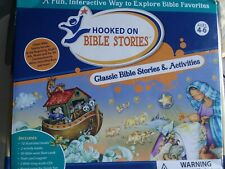 Hooked on Phonics Bible Stories books