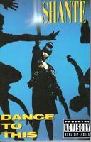 Shante Dance To This 1992 Cassette Tape Maxi Single Rap Hiphop