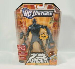 DC Universe 75 Years Of Super Power IRON Action Figure Metal Men Darkseid BAF