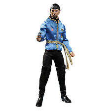 Mezco Star Trek Captain Spock One:12 Figure Leonard Nimoy SDCC2016 Mirror Mirror