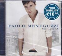 CD ♫ Audio PAOLO MENEGUZZI • MUSICA nuovo sigillato