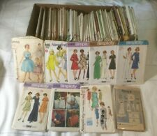 61 Vintage Women's Sewing Patterns Simplicity McCalls Butterick