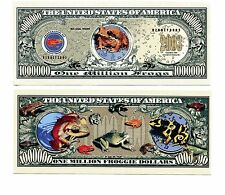 FROGS   MILLION   DOLLAR  BILL