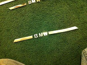 BMW E39 540i 525i 530i 528i 530d 523i 535i 540 door entrance sill letter REAR LH