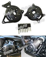 Kit protezione del carter motore statore frizione per 13-17 KAWASAKI Z800 ZR800
