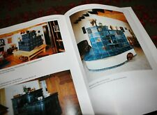 KACHELOFEN UND KAMIN / K.H. PFESTORF / TILED STOVE AND FIRE PLACES / GERMAN BOOK