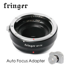 Fringer EF-FX Canon EF Lens to Fujifilm X mount Auto Focus adapter X-E3 T20 X-H1