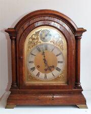 ORIGINALE GUSTAV BECKER Kaminuhr stupendo orologio da tavolo con Westminster melodia da 1922