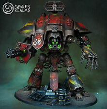 Adeptus Mechanicus Imperial Knight Warden - all weapons magnetized (commission)