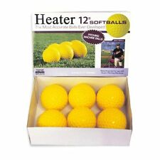 "Heater Sports 12"" Pitching Machine Softballs"