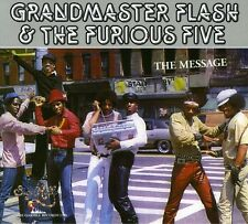 Grandmaster Flash, Grandmaster Flash & Furious 5 - Message [New CD] UK - Import